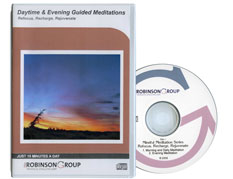 Daytime and Evening Guided Meditations